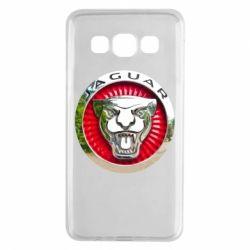 Чехол для Samsung A3 2015 Jaguar emblem