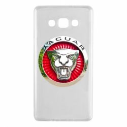 Чохол для Samsung A7 2015 Jaguar emblem