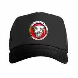 Кепка-тракер Jaguar emblem