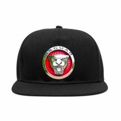 Снепбек Jaguar emblem