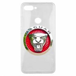 Чехол для Xiaomi Mi8 Lite Jaguar emblem