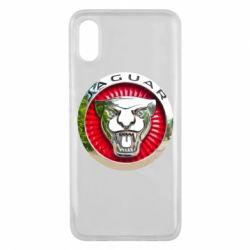 Чехол для Xiaomi Mi8 Pro Jaguar emblem