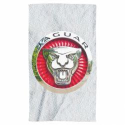 Полотенце Jaguar emblem