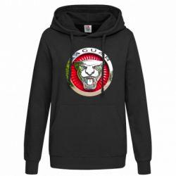 Толстовка жіноча Jaguar emblem