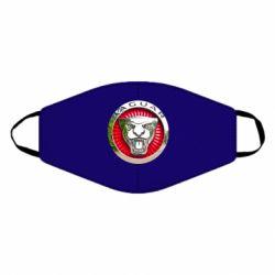 Маска для лица Jaguar emblem