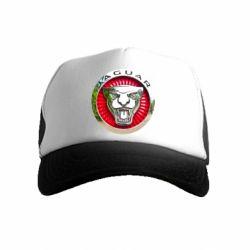 Детская кепка-тракер Jaguar emblem