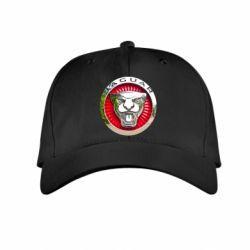 Детская кепка Jaguar emblem