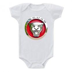 Детский бодик Jaguar emblem
