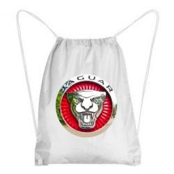 Рюкзак-мешок Jaguar emblem
