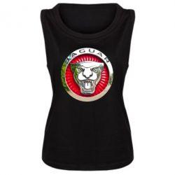 Майка жіноча Jaguar emblem