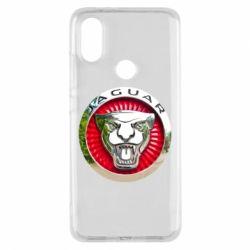 Чехол для Xiaomi Mi A2 Jaguar emblem