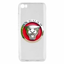 Чехол для Xiaomi Mi5/Mi5 Pro Jaguar emblem