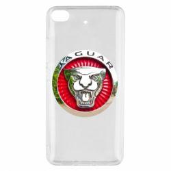 Чехол для Xiaomi Mi 5s Jaguar emblem