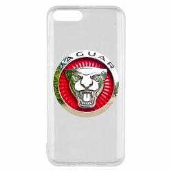 Чехол для Xiaomi Mi6 Jaguar emblem