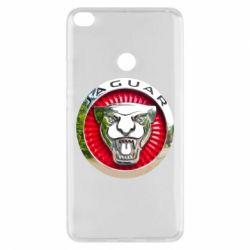 Чехол для Xiaomi Mi Max 2 Jaguar emblem