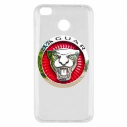 Чехол для Xiaomi Redmi 4x Jaguar emblem