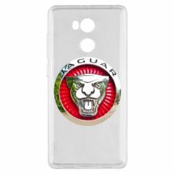 Чехол для Xiaomi Redmi 4 Pro/Prime Jaguar emblem