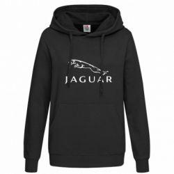 Женская толстовка Jaguar - FatLine