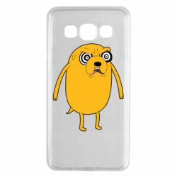 Чохол для Samsung A3 2015 Jake from  Adventure Time