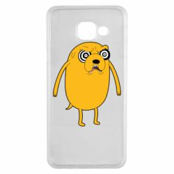 Чохол для Samsung A3 2016 Jake from  Adventure Time