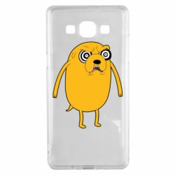 Чохол для Samsung A5 2015 Jake from  Adventure Time