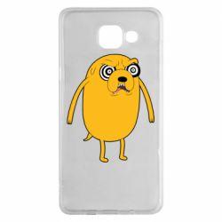 Чохол для Samsung A5 2016 Jake from  Adventure Time