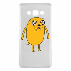 Чохол для Samsung A7 2015 Jake from  Adventure Time