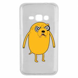 Чохол для Samsung J1 2016 Jake from  Adventure Time