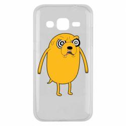 Чохол для Samsung J2 2015 Jake from  Adventure Time