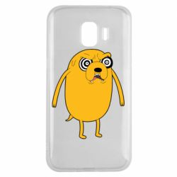 Чохол для Samsung J2 2018 Jake from  Adventure Time