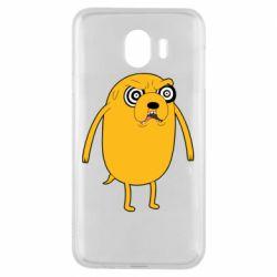 Чохол для Samsung J4 Jake from  Adventure Time