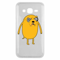 Чохол для Samsung J5 2015 Jake from  Adventure Time