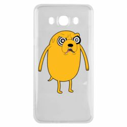 Чохол для Samsung J7 2016 Jake from  Adventure Time