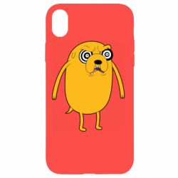 Чохол для iPhone XR Jake from  Adventure Time