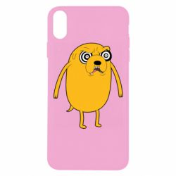 Чохол для iPhone Xs Max Jake from  Adventure Time