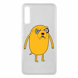 Чохол для Samsung A7 2018 Jake from  Adventure Time