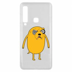 Чохол для Samsung A9 2018 Jake from  Adventure Time