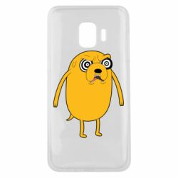 Чохол для Samsung J2 Core Jake from  Adventure Time