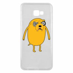 Чохол для Samsung J4 Plus 2018 Jake from  Adventure Time