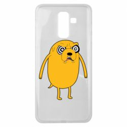 Чохол для Samsung J8 2018 Jake from  Adventure Time