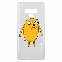Чохол для Samsung Note 9 Jake from  Adventure Time