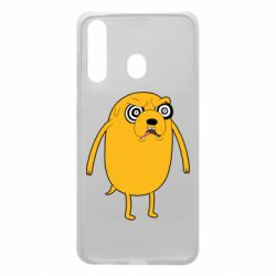 Чохол для Samsung A60 Jake from  Adventure Time