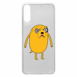 Чохол для Samsung A70 Jake from  Adventure Time