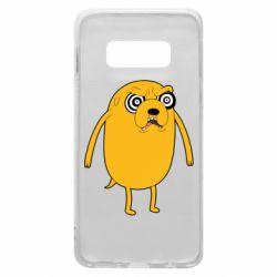 Чохол для Samsung S10e Jake from  Adventure Time