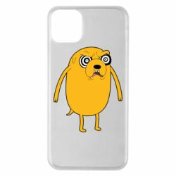 Чохол для iPhone 11 Pro Max Jake from  Adventure Time