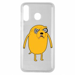 Чохол для Samsung M30 Jake from  Adventure Time
