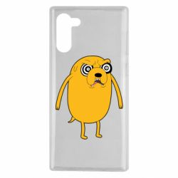 Чохол для Samsung Note 10 Jake from  Adventure Time