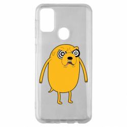 Чохол для Samsung M30s Jake from  Adventure Time