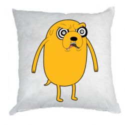 Подушка Jake from  Adventure Time