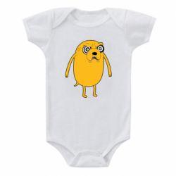 Дитячий бодік Jake from  Adventure Time